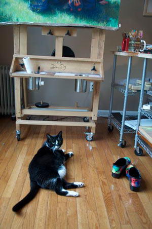 07262017-3-cat-at-easel